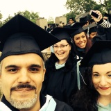 2014 graduates of the MA in Art Education Program