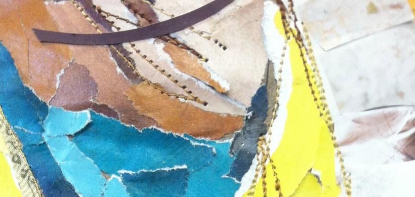 collage detail zoe III