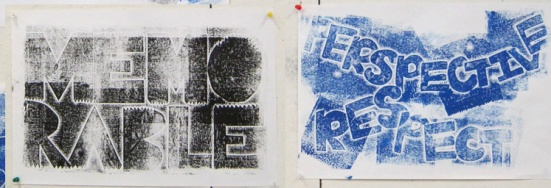 More images created by my Art in Education 15500 students.  What are your goals as an artist and an educator?