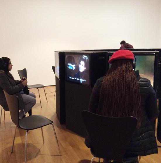 'Cut to Swipe', MoMA, 2014