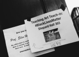 Guest writer: Teaching Art Today: #BlackLivesMatter Teach in