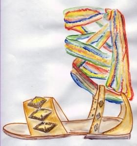 wayu sandal