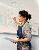 Art Ed Profile: Carla E.Reyes