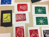 Rotation 1  | Week 1 & 2 | The Digital Arts and Exploring Personal Identity through Printmaking